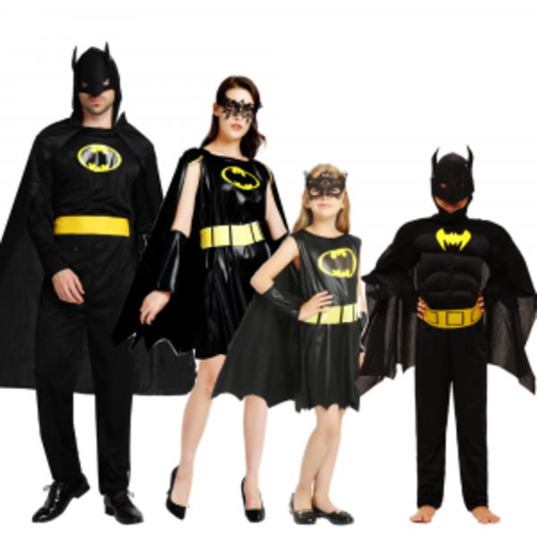 תחפושת משפחתית באטמן