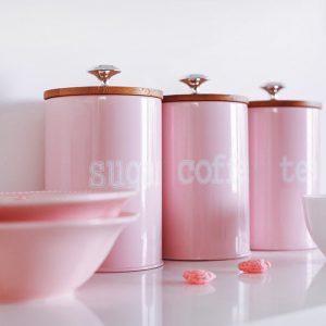 צנצנות לעוגיות לקפה תה סוכר
