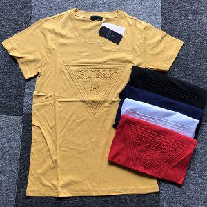 חולצות טי גאס גברים נשים לוגו בולט