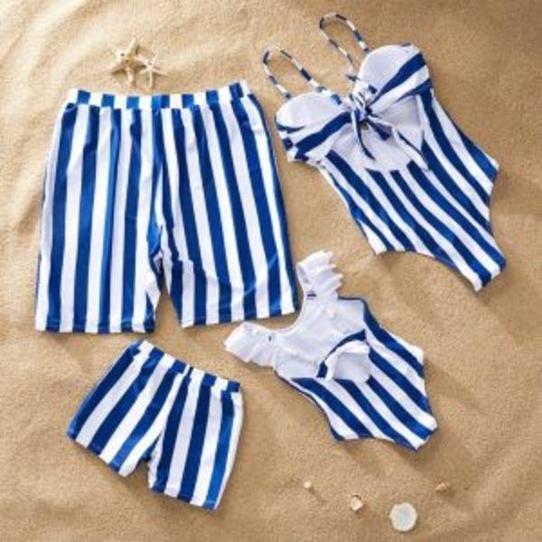 מבחר בגדי ים משפחתיים