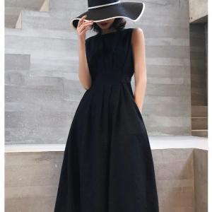 שמלה שחורה נשים