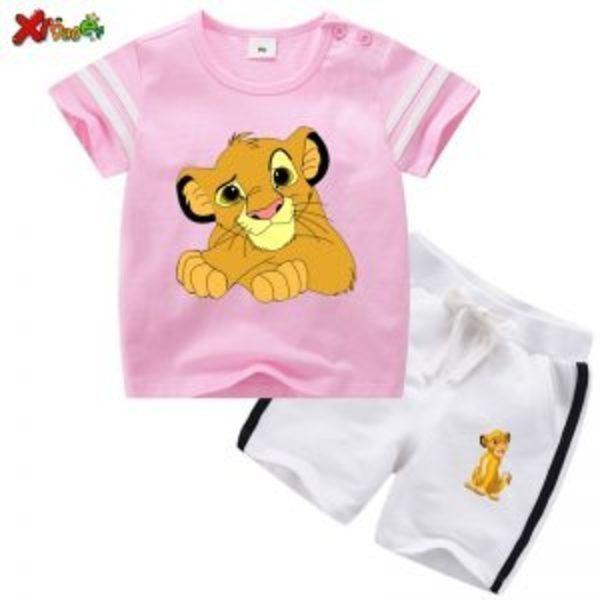 חליפות מלך האריות לילדים