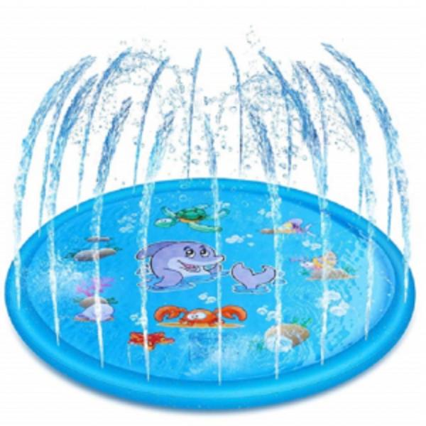 בריכות ומשחקי מים למשפחה