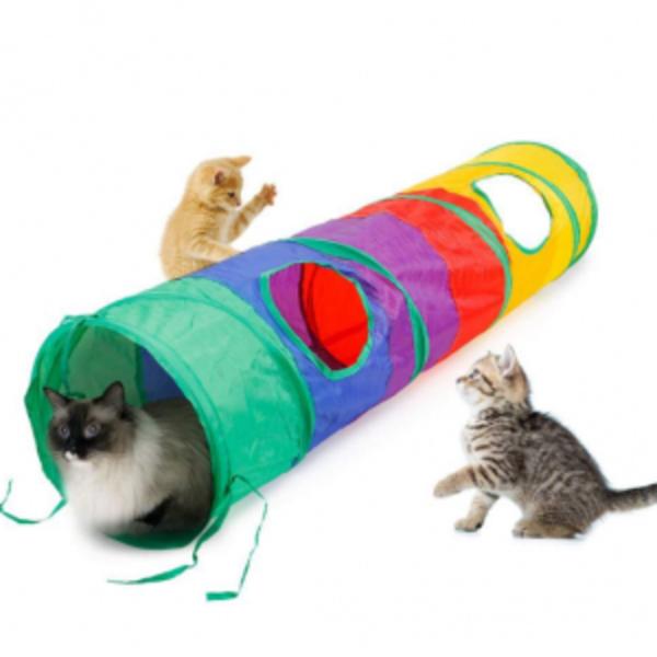 משחקים וצעצועים לחתולים