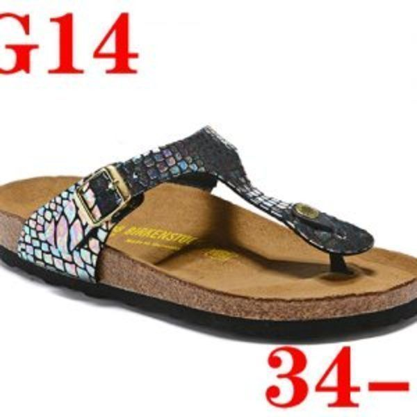 נעלי אצבע בירקנשטוק לקיץ