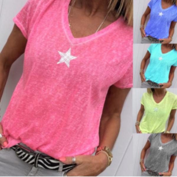 חולצות כוכב נשים