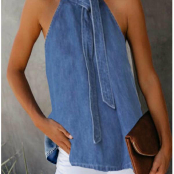 אופנת ג'ינס קייצית נשים