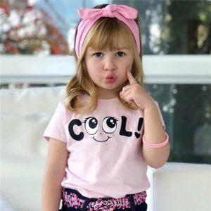 סט קייצי COOL לילדות