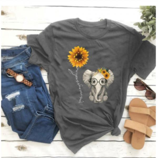 חולצות T נשים עם כיתוב