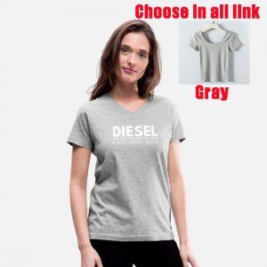 חולצות טי דיזל נשים