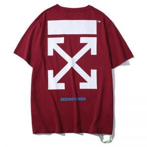 חולצות טי אוף ווייט