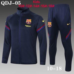 חליפות כדורגל מותגים לילדים