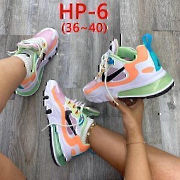 נעלי נייק ריאקט חדשים