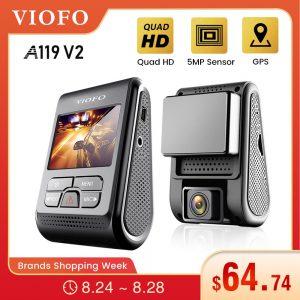 מצלמת רכב  דגם V2