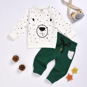 סט מעבר דובי לתינוקות