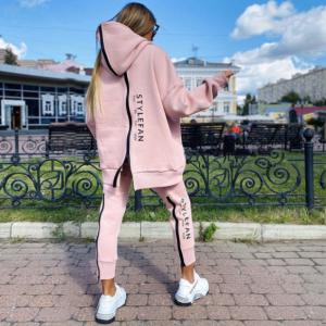 חליפת פנאי רוכסן נשים