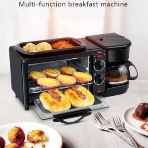 מכשיר משולב לארוחת בוקר