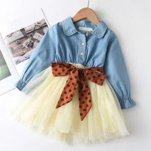 שמלות כותנה טוטו ילדות