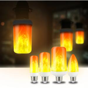 תאורה להבות אש