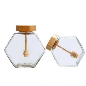 כלי זכוכית לדבש ומייפל